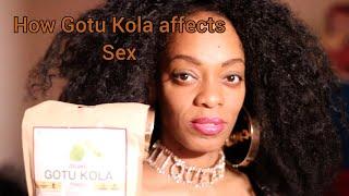 How Gotu Kola Effects Sex