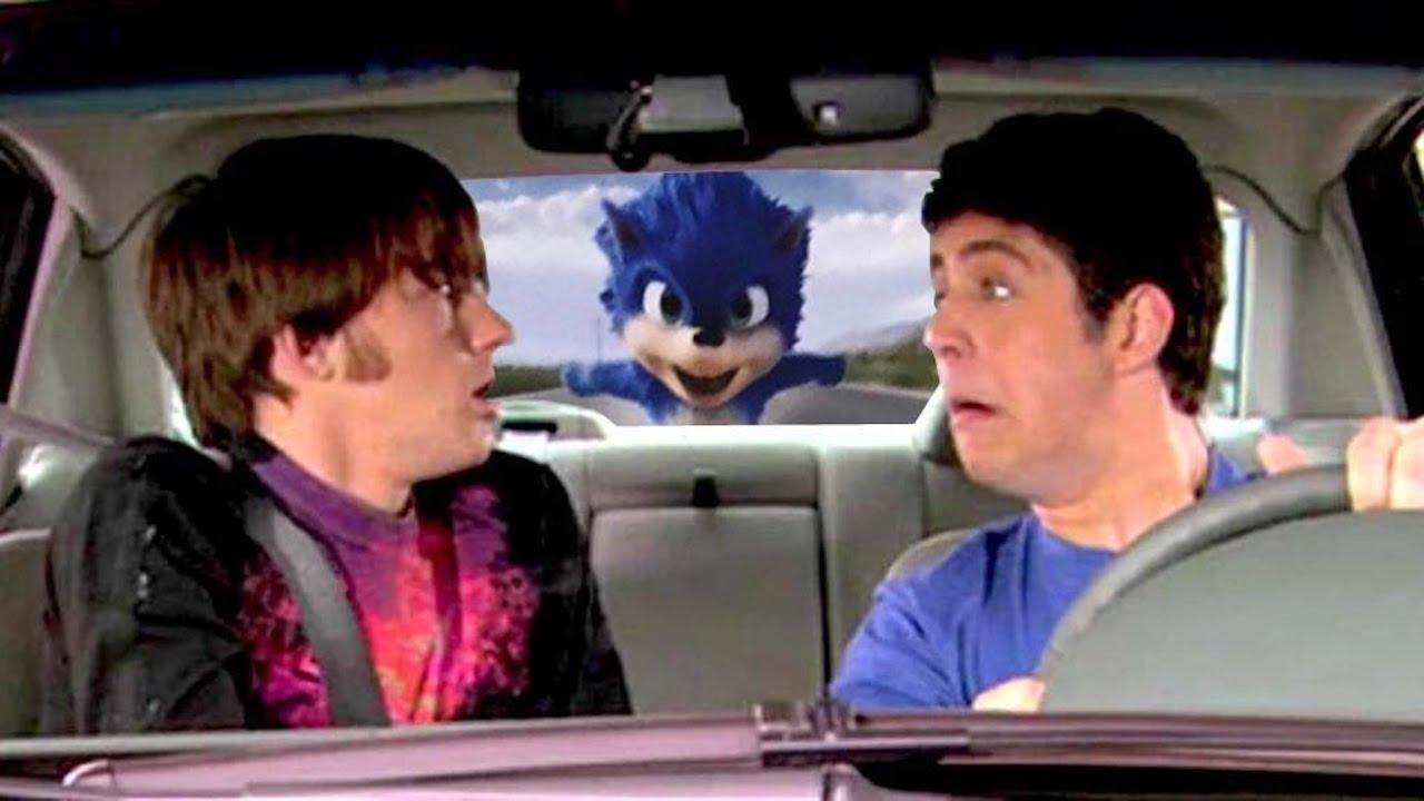 Sonic Movie Meme Compilation Youtube