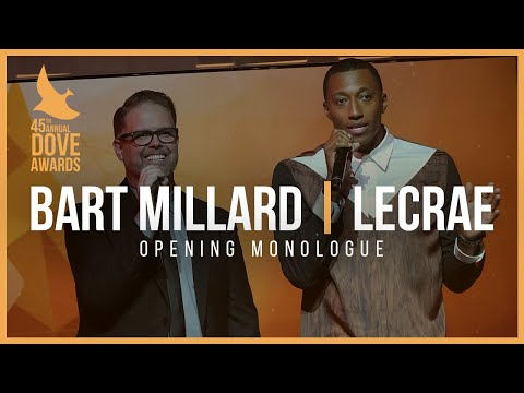 Bart Millard & Lecrae Host The Dove Awards: Opening Monologue