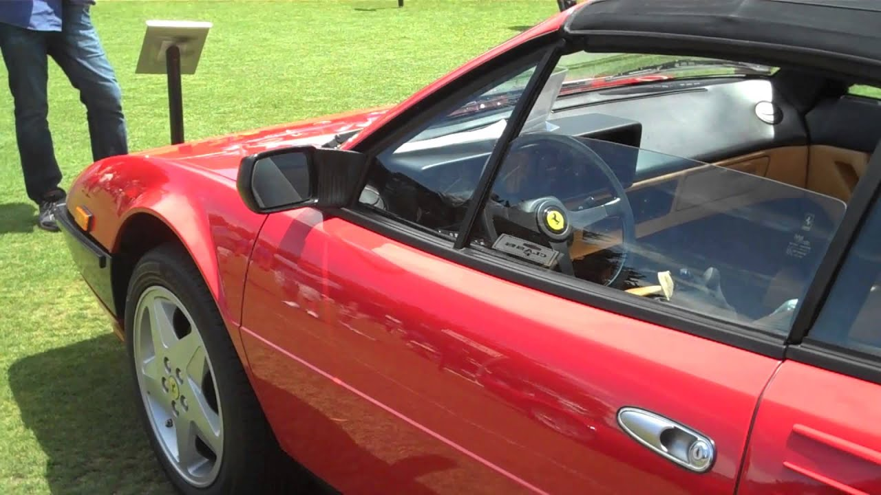 maxresdefault Interesting 1988 Ferrari Mondial Cabriolet Review Cars Trend