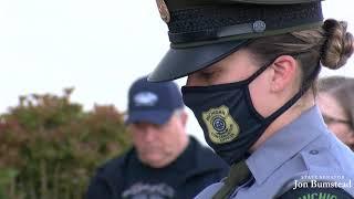 Sen. Bumstead: Muskegon Police Week Memorial