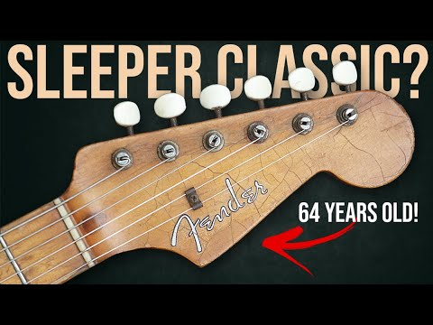 A REAL &39;50s Fender for less than a new one?! | Friday Fretworks