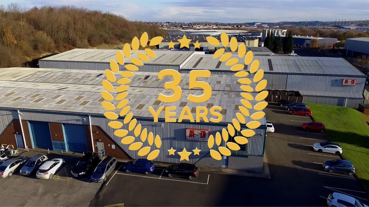 35 Years of ASD Lighting PLC & 35 Years of ASD Lighting PLC - YouTube
