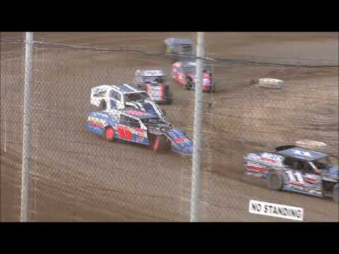 UMP Modified Heat #2 from Portsmouth Raceway Park, June 1st, 2019.