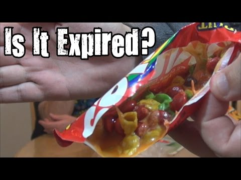 Is It Expired? - 21 Year Old Skittles from YouTube · Duration:  5 minutes 20 seconds