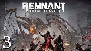 EL MUNDO SE AMPLÍA - Remnant: From the Ashes - Directo 3
