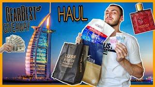 Τι ψώνισα στo Dubai & gearbest haul giveaway | Tsede The Real