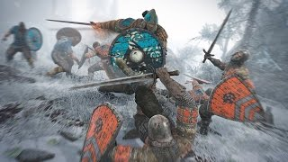 Top 5 Brutal Gameplay Moments in For Honor