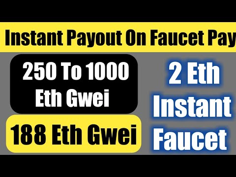 New Free Ethereum Eth Earning Site Faucet 2020 | Earn Eth Zero ...