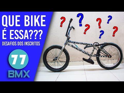 Desafios dos inscritos - BMX 77
