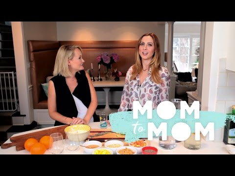 Mom to Mom: Healthy Recipes for Breastfeeding