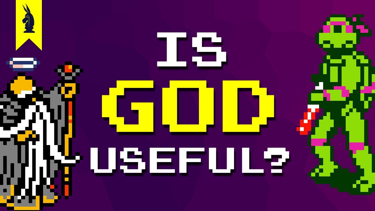 Is God Useful? - 8-Bit Philosophy - YouTube