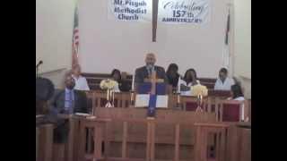 Remember The Bridge-Romans 12:17-20...Pastor Simeon Spenser
