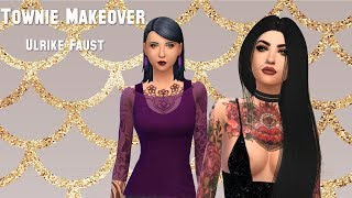 Download Ulrike Faust The Sims 4 Townie Makeover Cc List Sim