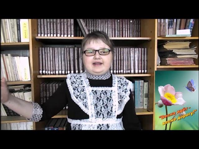 Изображение предпросмотра прочтения – КсенияБулатова читает произведение «Полно,степь моя, спать беспробудно...» (Никитин Иван)