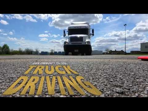 Elgin Community College (ECC) Truck Driving Program