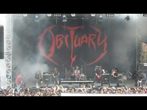OBITUARY (part I) # Brutal Assault 2016.08.12