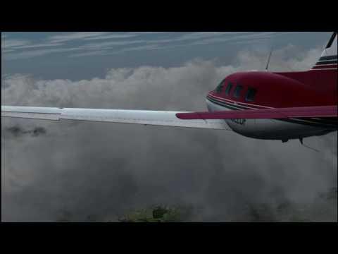 "|P3D| ""A Flight Around the Airport"" Piper Malibu"