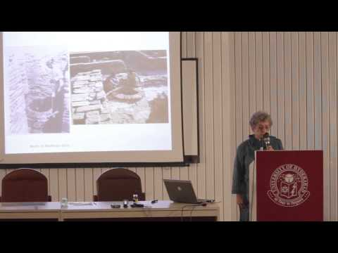 Distinguished Lecture by Prof  Shereen Ratnagar