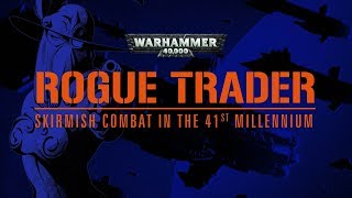 Warhammer 40,000 Kill Team: Rogue Trader Announcement Trailer