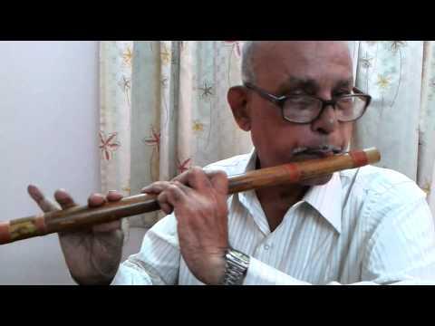 Patil flutist - Aanewala Pal Janewala Hai Instrumental Cover on Flute by Balakrishna Patil