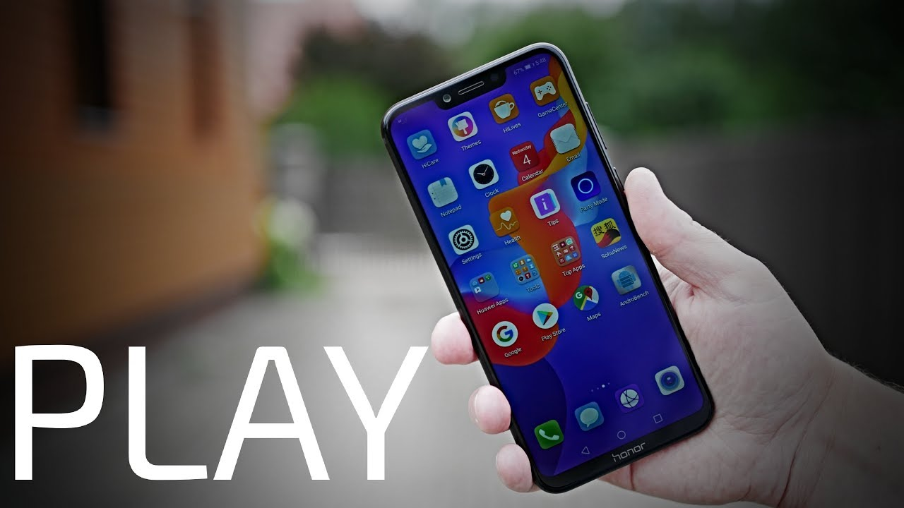 Honor Play Review - A Solid TURBO GPU Smartphone!