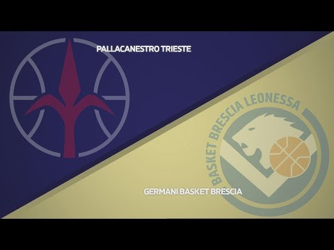 HIGHLIGHTS/ Pallacanestro Trieste - Germani Basket Brescia 76-74