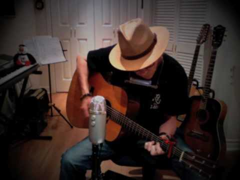 Magnolia Wind - Guy Clark Cover
