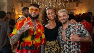 Farruko Ft Pedro Capo Ft Alicia Keys - Calma (Acapella Almost)