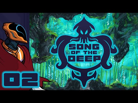 Let's Play Song of the Deep - PC Gameplay Part 2 - Thank You Cuttlepup!