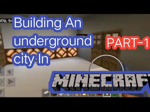 building-underground-city-in-minecraft-|can-anyone-name-it