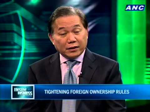ANC Inside Business: Tightening Foreign Ownership Rules