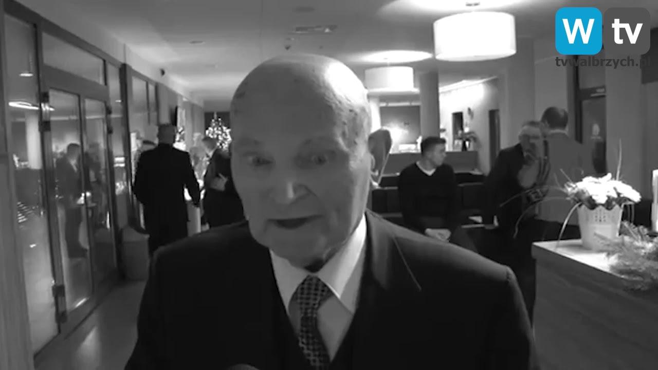 Telewizja Wałbrzych - Nie żyje Tadeusz Skrężyna