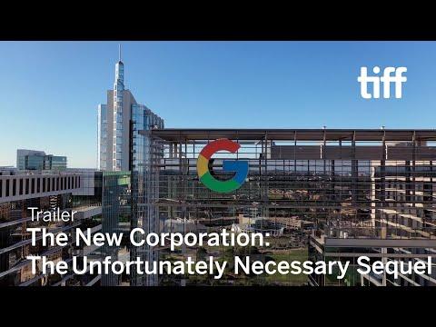 THE NEW CORPORATION: THE UNFORTUNATELY NECESSARY SEQUEL Trailer | TIFF 2020