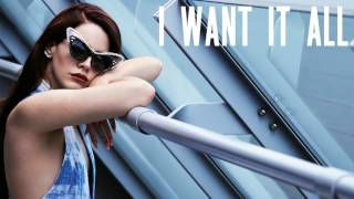 Lana Del Rey - I Want It All (Demo 2)