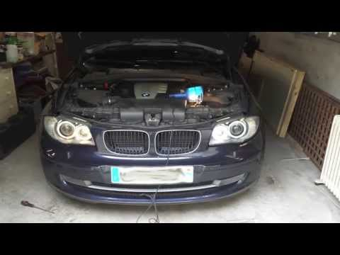 tuto led cree 32watt bmw e87 youtube. Black Bedroom Furniture Sets. Home Design Ideas