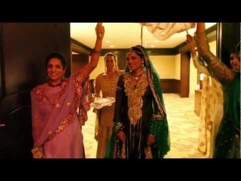 Islamic Wedding Dresses Worn During Nikah | Utsavpedia