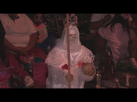 La Muerte, santa de devoción de muchos mexicanos