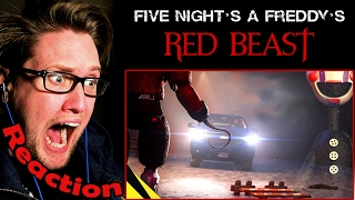 [SFM] Five Nights at Freddy's Movie: Red Beast REACTION! | FOXY & PUPPET WORK TOGETHER!? |