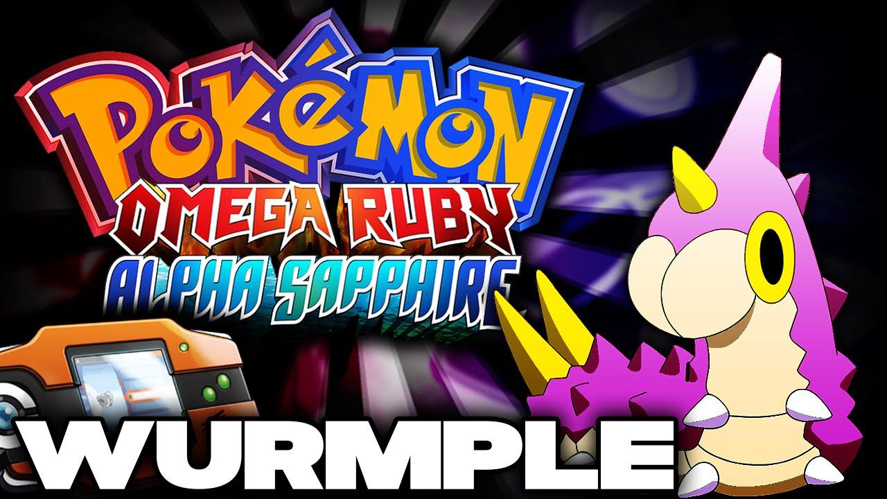 Hoenn dex wonder trade shiny wurmple youtube - Wurmple pokedex ...