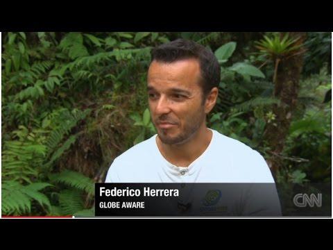 Globe Aware Costa Rica featured in CNN