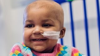 Gene Editing Cures Baby's Leukemia, Could Solve Cancer in the Future