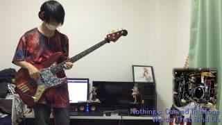 bass solo(?)→0:55 前回の投稿より3ヶ月空いてしまう前になんとか投稿で...
