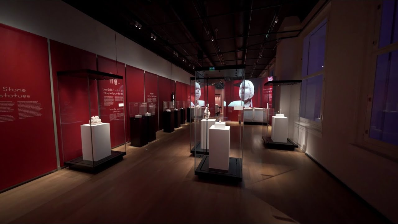 Guided tour through the exhibition 'Temples of Malta' at the Rijksmuseum van Oudheden, Leiden