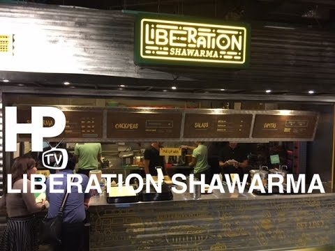 Liberation Shawarma Hole in the Wall Century City Mall Makati by HourPhilippines.com