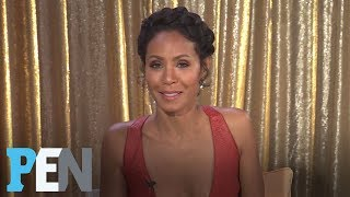 Jada Pinkett Smith's Most Drunken Memory Includes Being Tied To A Door | PEN | Entertainment Weekly