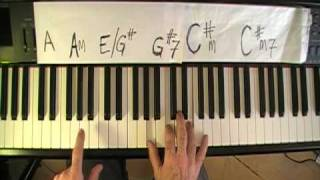 Fair use clause as I am just using to demonstrate a piano lesson. F...