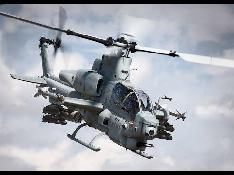 Askeri Teknoloji Tarihi #5 AH1 Cobra
