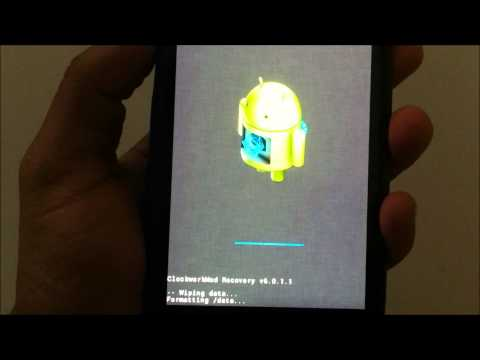 How to install AOKP Jelly Bean ROM for AT&T Samsung Galaxy S3