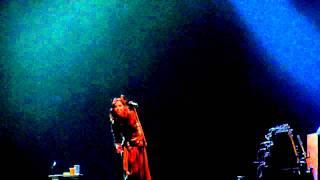 PJ Harvey: The Pocket Knife @ ATP Festival, Alexandra Palace, London, 23.07.2011